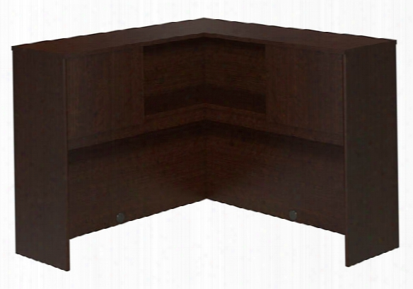 "48""w Corner Hutch By Bush"