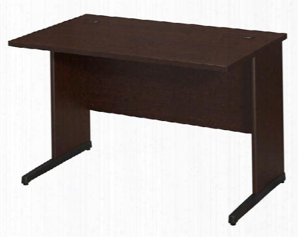 """48"""" ;w X 30""""d C-leg Desk By Bush"""