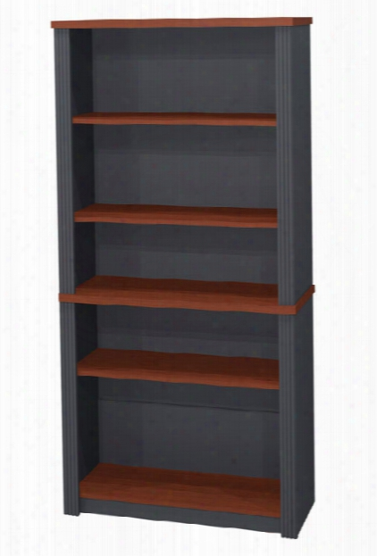 5 Shelf Bookcase By Bestar