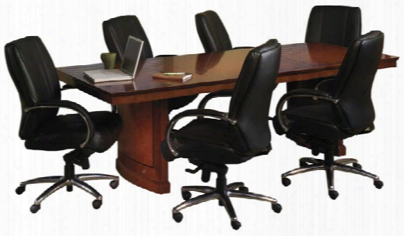 6' Rectangular Conference Table By Mayline Office Furniture