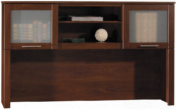 "60"" Hutch By Bush"