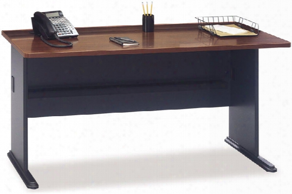 "60"" Modular Desk By Bush"
