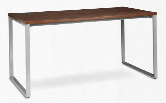 """60"""" X 30"""" Metal Leg Desk By Ofm"""