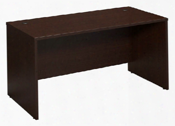 "60""w X 30""d Desk Shell By Bush"