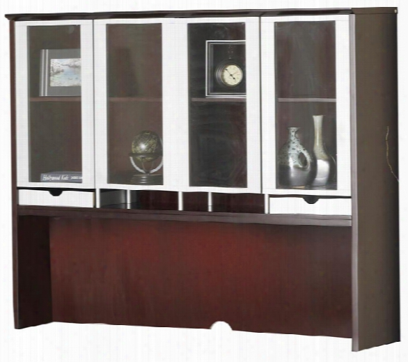 "63"" Hutch By Mayline Office Furniture"