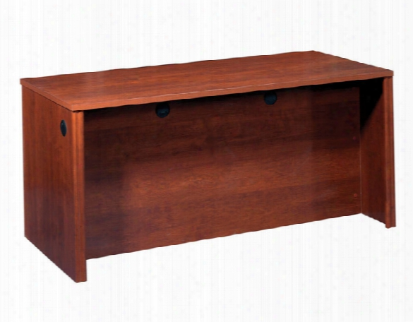 "66"" Executive Desk Shell By Bestar"