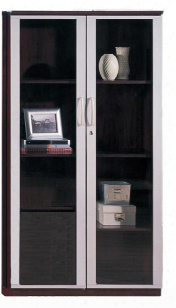 "68"" High Wall Cabinet By Mayline Office Furniture"