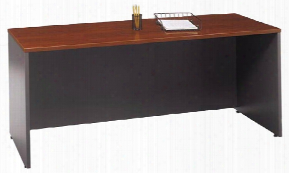 "71"" Credenza Shell By Bush"