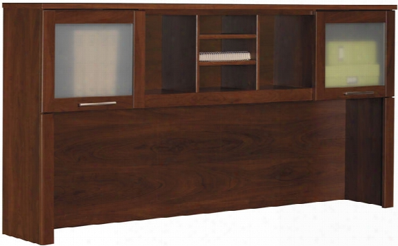 "71"" Hutch By Bush"