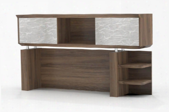"72"" Single Hutch By Mayline Office Furniture"