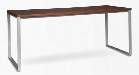 """72"""" X 30"""" Metal Leg Desk By Ofm"""