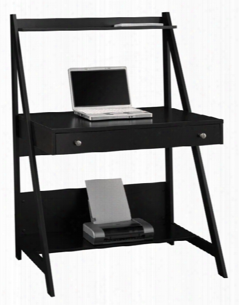 Alamosa Compact Desk By Bush