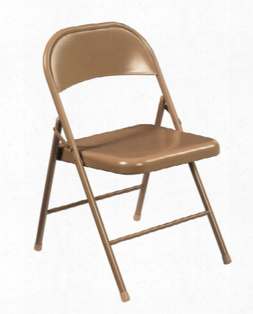 All-steel Commercialine Folding Chair By National Public Seating