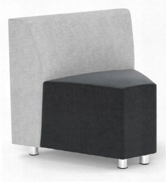 Armless Corner Modular Chair By Office Source