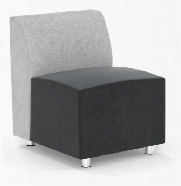 Armless Modular Chair By Office Source