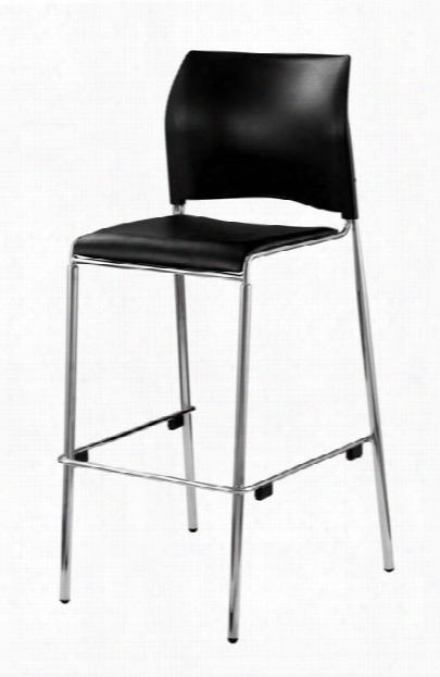 Barstool - Padded Seat By National Public Seating