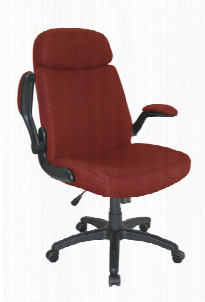 Big And Tall Pivot Arm Chair By Mayline Office Furniture