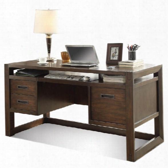 Computer Desk By Riverside
