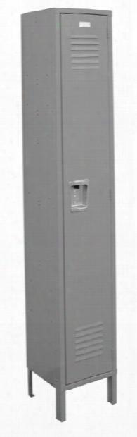 """Corridor Locker - 1 Tier 12""""w X 12""""d X 72""""h By Office Source"""