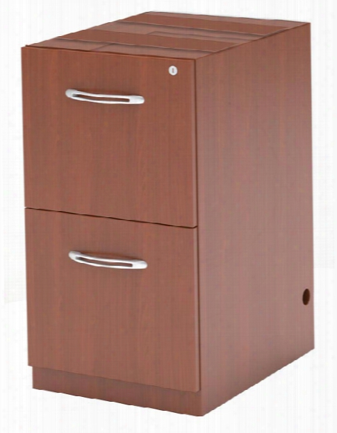 Credenza File/file Pedestal By Mayline Office Furniture