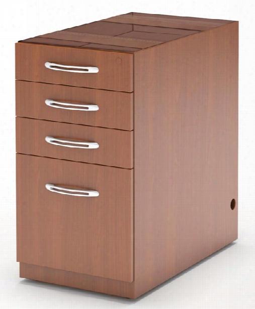 Credenza Pencil/box/box/file Pedestal By Mayline Office Furniture