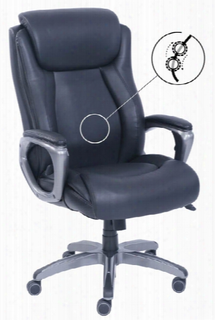 Executive High Back Massage Chair By Office Source