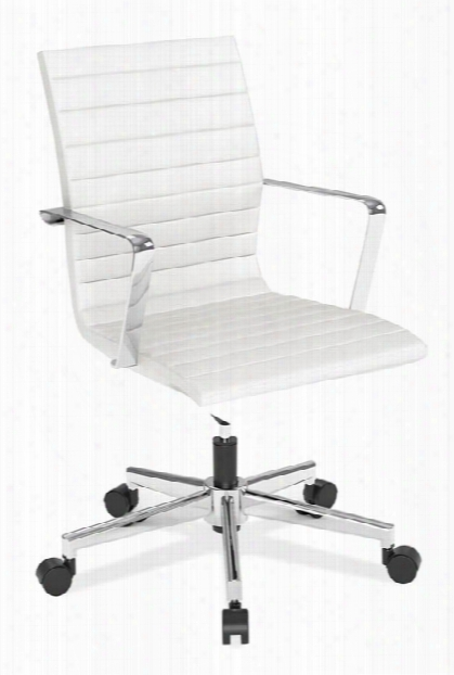 Executive Mid-back Chair By Office Source