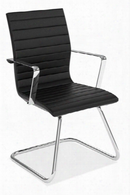 Executive Sled Base Guest Chair By Office Source