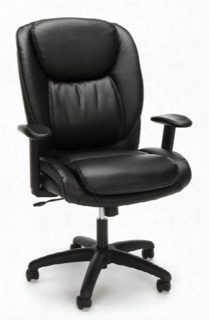 High Back Executive Chair By Essentials