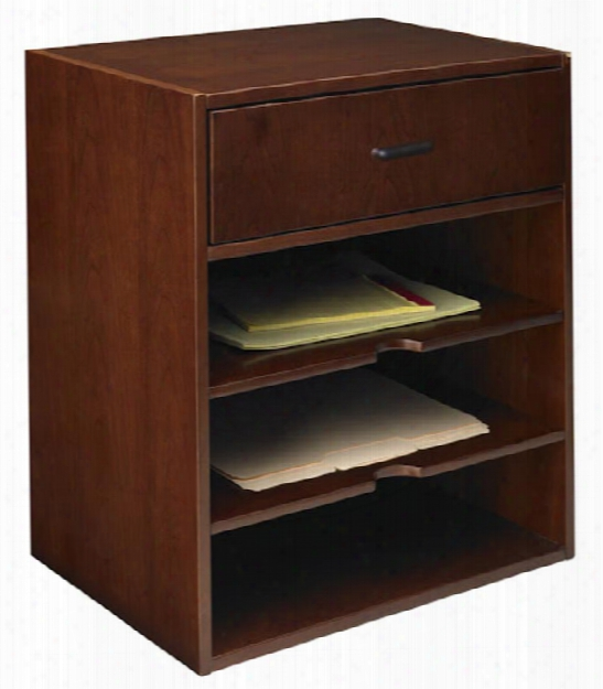 Horizontal Hutch Organizer By Mayline Office Furniture