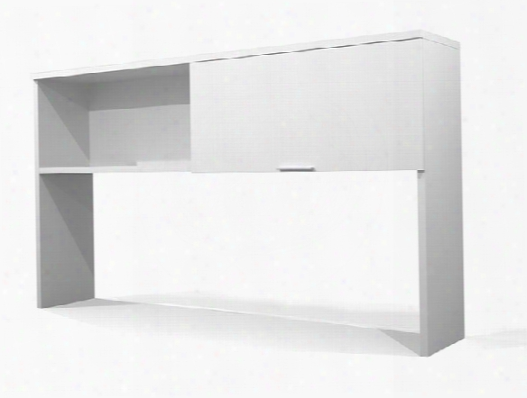 Hutch For Credenza By Bestar