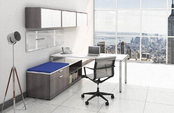 L Shaped Desk Unit By Office Source