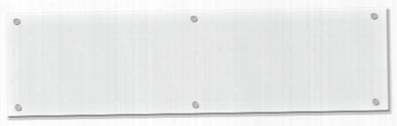 Magnetic Glass White Board By Office Source