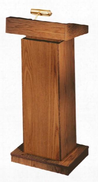 Manual Height Adjustable - Orator By Oklahoma Sound