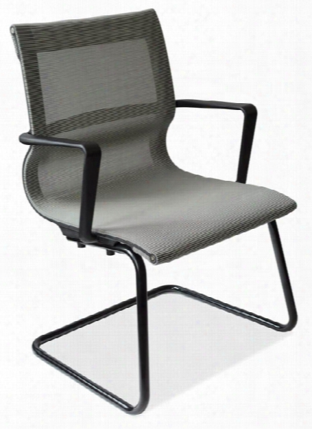Mesh Guest Chair By Office Source