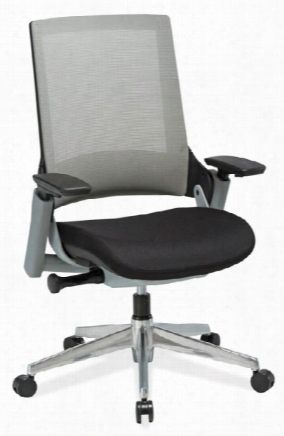 Mid Back Mesh Chair By Office Source