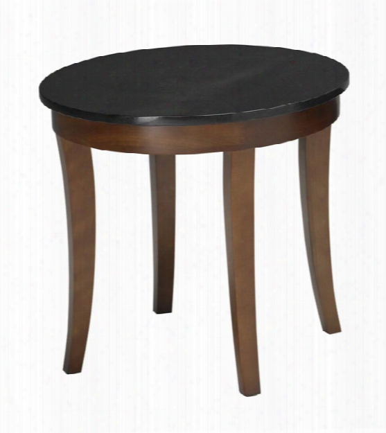 Midnight End Table By Mayline Office Furniture