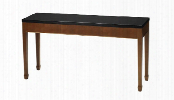 Midnight Sofa Table By Mayline Office Furniture