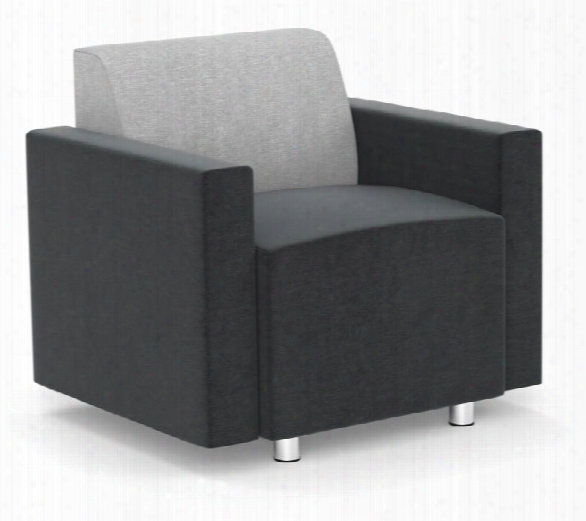 Modular Chair With Arms By Office Source