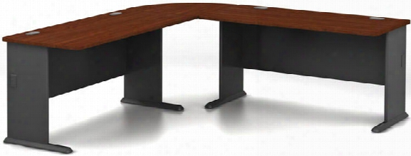 Modular Corner Desk By Bush