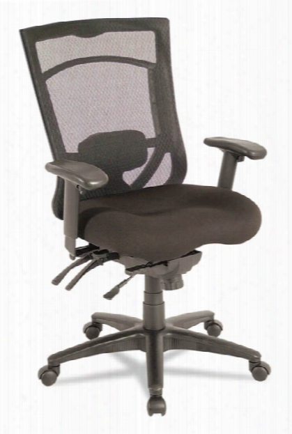 Multi-function High-back Chair By Alera