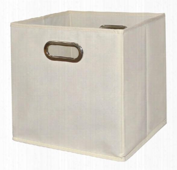 Niche Cubo Foldable Fabric Storage Bin By Regency Furniture