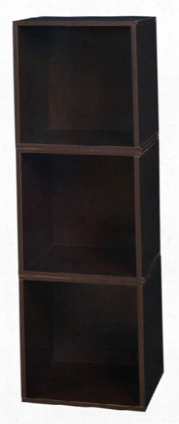 Niche Cubo Storage Set - 3 Cubes By Regency Furniture