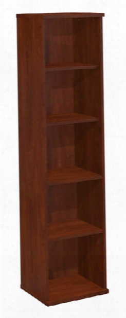 Open Single Bookcase By Bush