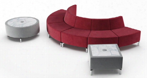 Outside Curve Configuration Lounge By Woodstock