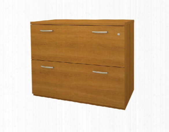 Oversized 2 Drawer Lateral File By Bestar