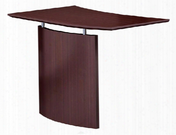Right Hand Bridge By Mayline Office Furniture