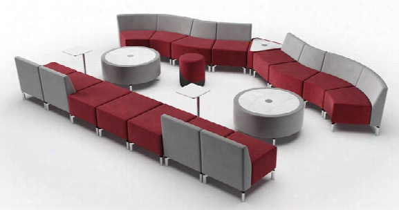 Smile Configuration Lounge By Woodstock
