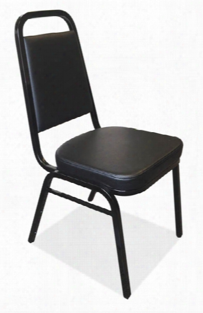 Square Back Stacker Chair By Office Source