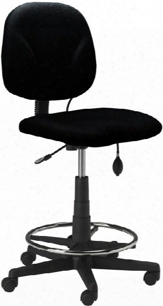 Swivel Task Stool By Mayline Office Furniture